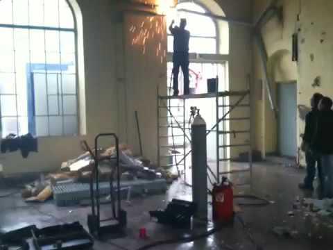 Studio Umbau - Aktuell 01 - 16.11.2009