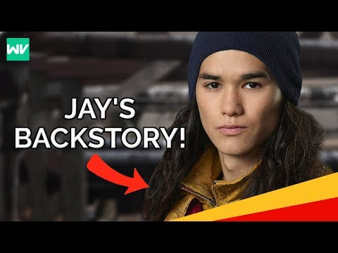 Jay's Backstory! - Why The Son Of Jafar Steals: Discovering Descendants