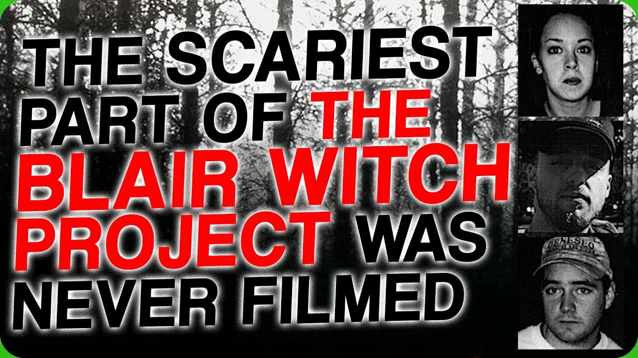 Download The Scariest Part of 'The Blair Witch Project' was Never Filmed