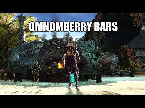 Guide Wars 2 Recipe Tray of Omnomberry Bars