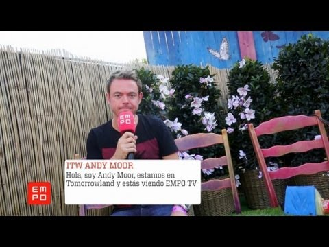 Andy Moor - Tomorrowland 2013
