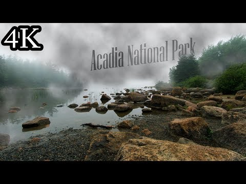 ME in 4K    Acadia National Park