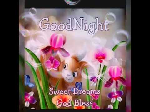 Good night wallpaper telugu song