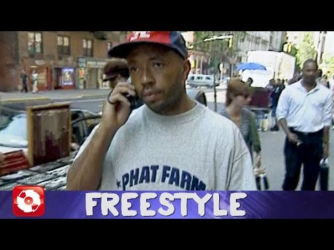 FREESTYLE  RUSSELL SIMMONS 10 YEARS DEF JAM / PHAT FARM  FOLGE 98  VERSION AGGROTV