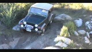 Lake Morena CA - Black Diamond/Off Road