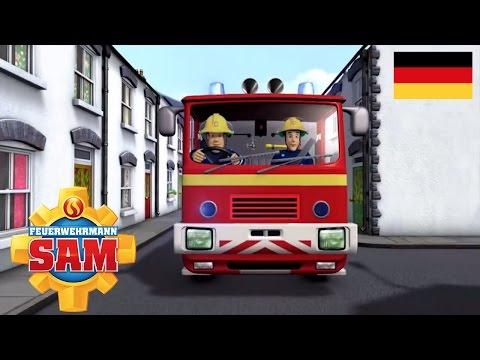 Feuerwehrmann Sam Deutsch Neue Folgen 2016 - Beste Rettungsaktionen - Staffel 6