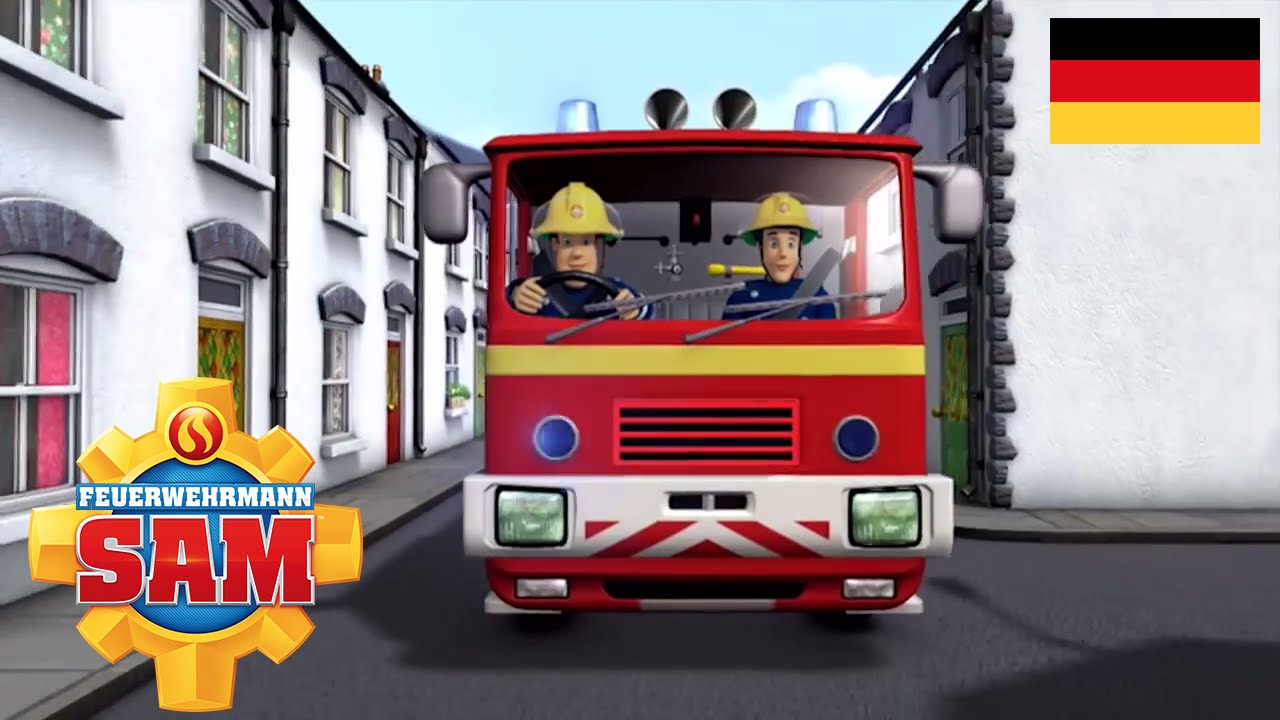 Feuerwehrmann Sam Deutsch Neue Folgen 2016 Beste Rettungsaktionen