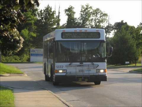 Hampton Roads Transit #1222 (Audio Recording)