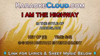 Baixar - Audioslave I Am The Highway Backing Track Grátis