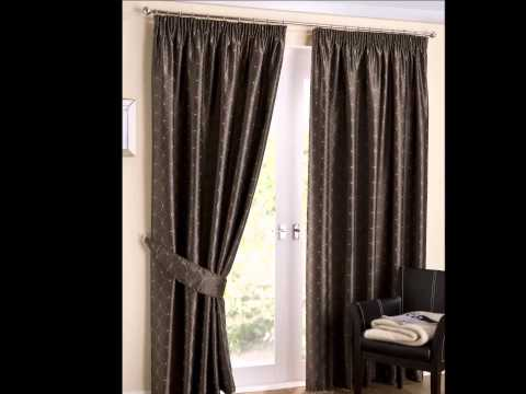 Tuscany pencil pleat ready made curtains from www.linen4less.co.uk