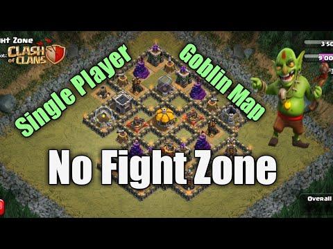 NO FIGHT ZONE SINGLE PLAYER GOBLIN MAP   BY GAMESTERS ADDA  