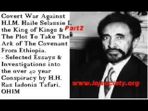 ILLUMINATI's Covert War Against HAILE SELASSIE I King of Kings & the Lost Black Sheep pt 2