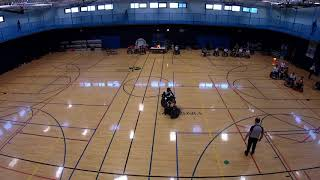 Detroit Wheel Chair Rugby Club vs Chicago Bears (2018) Game 1 Period 2