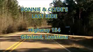 BONNIE & CLYDE AMBUSH