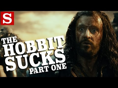 Why The Hobbit Sucks Part One: The Dwarves