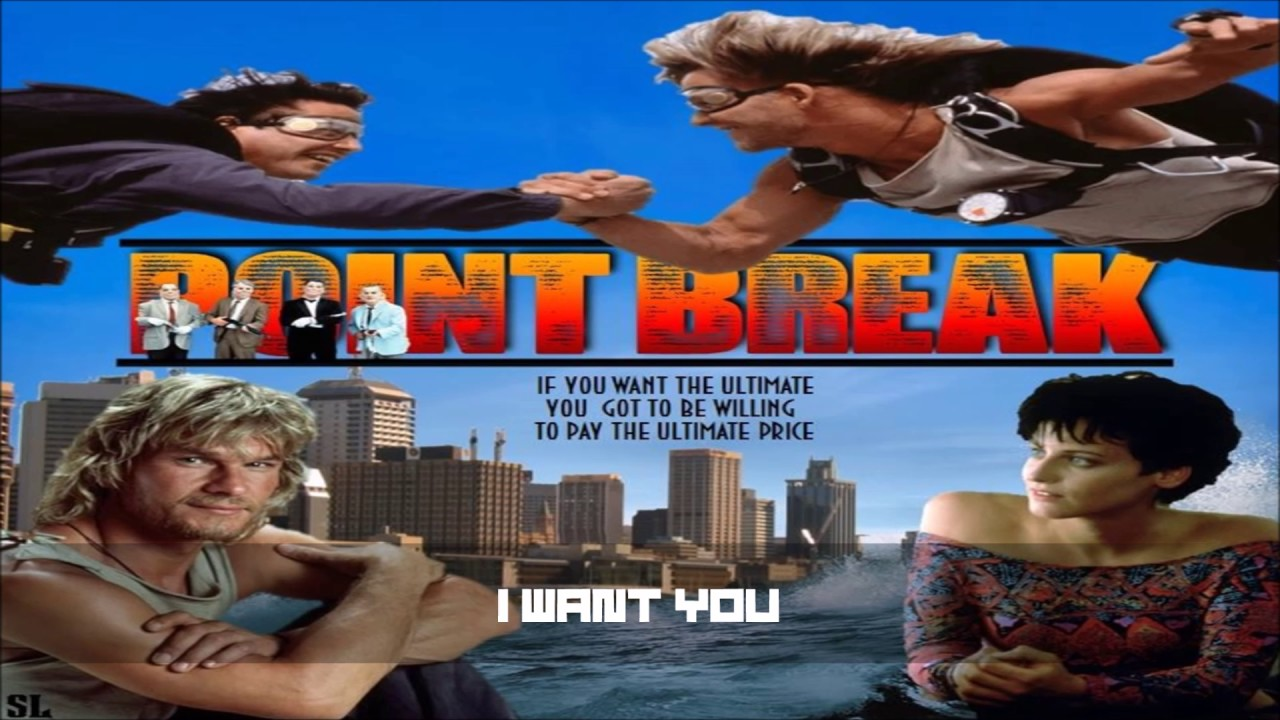 14be74bcf166b Point Break Original Soundtrack Concrete Blonde - I Want You - YouTube