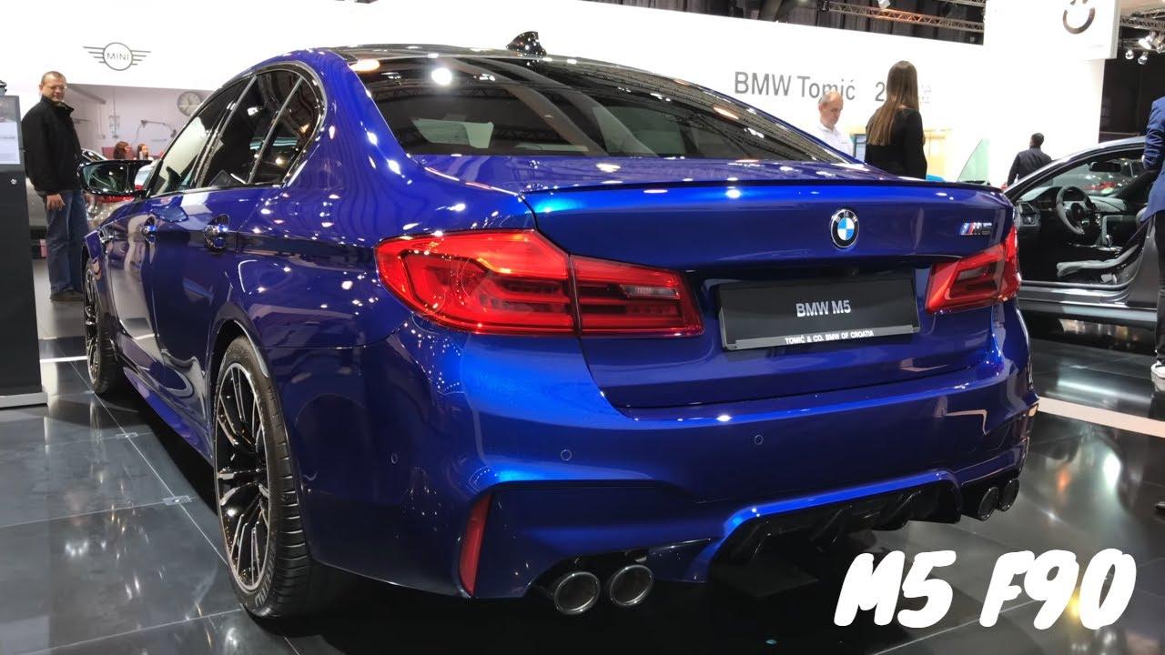 New Bmw M5 F90 Sedan 2019 600 Hp