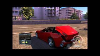 Test Drive Unlimited 2 Ferrari