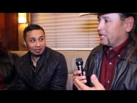 Tejano Gold Radio DJ Frank the Ironmen Fierro and Jesse Turner (Siggno)