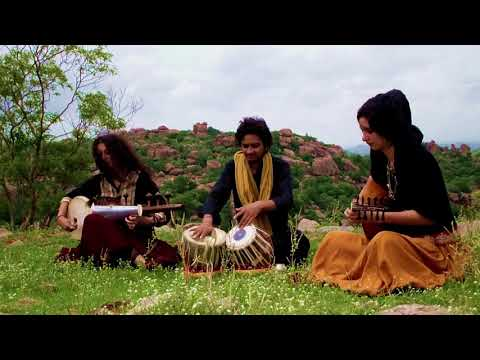 Culture Resonance - Divani - live in the nature of Hyderabad India
