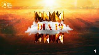 21 Dias de Oração e Jejum - ESPERANÇA - Dia 19