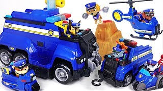 Paw Patrol Ultimate Rescue Police Cruiser! Defeat the villain Minions and the tank! #DuDuPopTOY