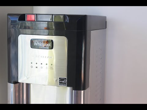 Download Youtube: Whirlpool Stainless Steel Self Cleaning Water Dispenser Heater Cooler Product Review