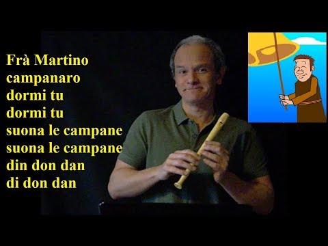 Frà Martino (Canzone FAMOSISSIMA) Frère Jacques