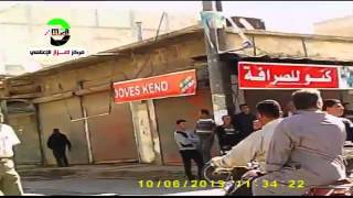 Syria - ISIS Thugs Arrest Dozen FSA Supporters at Azaz Freedom Rally  6-Oct-13