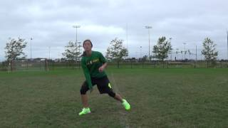 Throwing Form: Liên Hoffmann