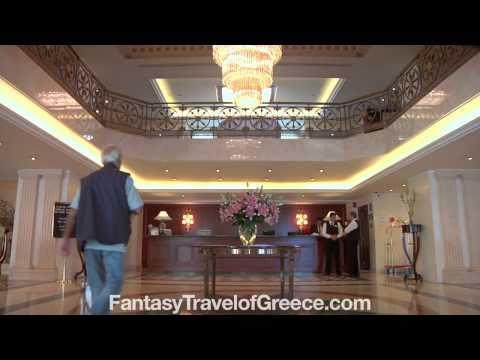 Greece Travel: Electra Palace Hotel: Athens Hotel
