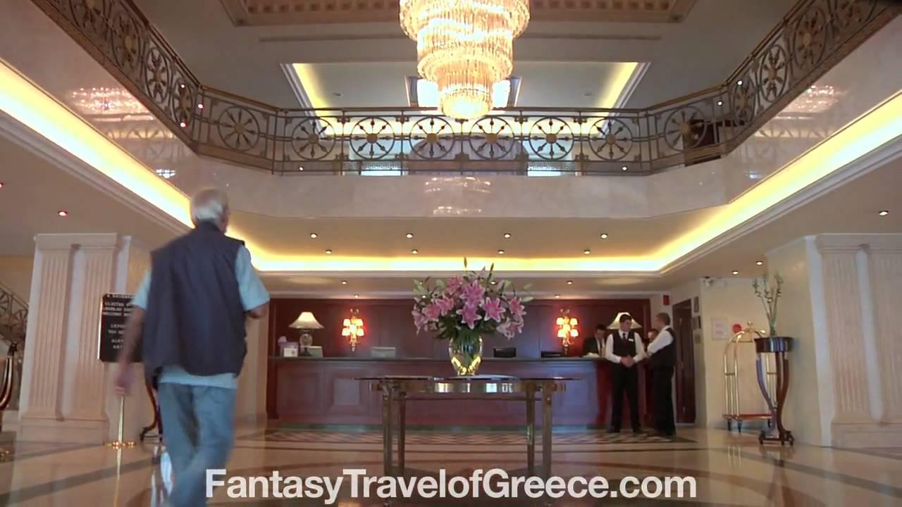 Electra Hotel Athens Syntagma Sq Greece Book