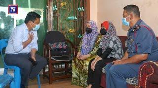 PM jamin beri perhatian kebajikan anak Mohd Diya