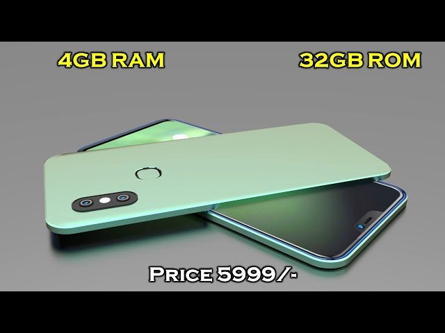 5999/- ??? ??? 4GB RAM ???? ???? Phone, 32GB Internal, Xiaomi ?????