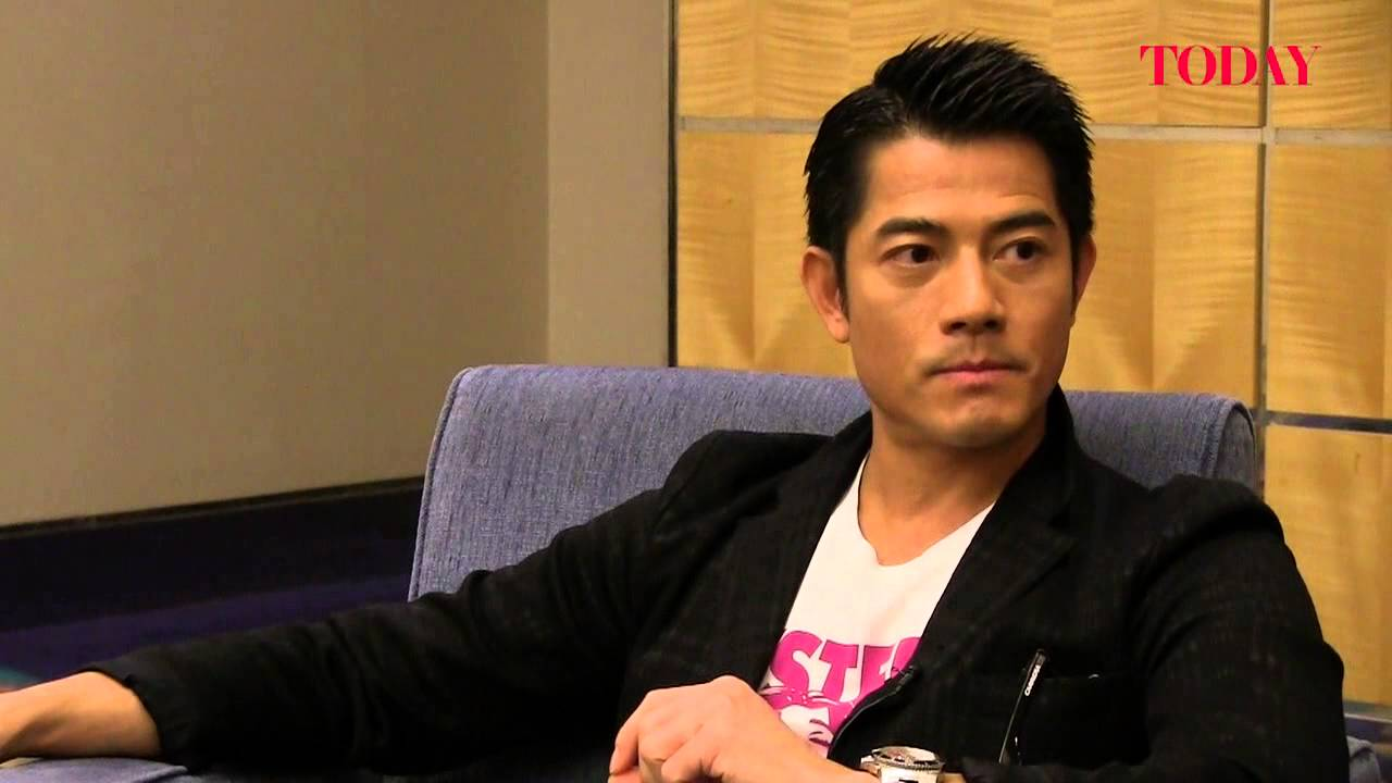 Aaron Kwok speaks to TODAY about his latest movie, Cold ...