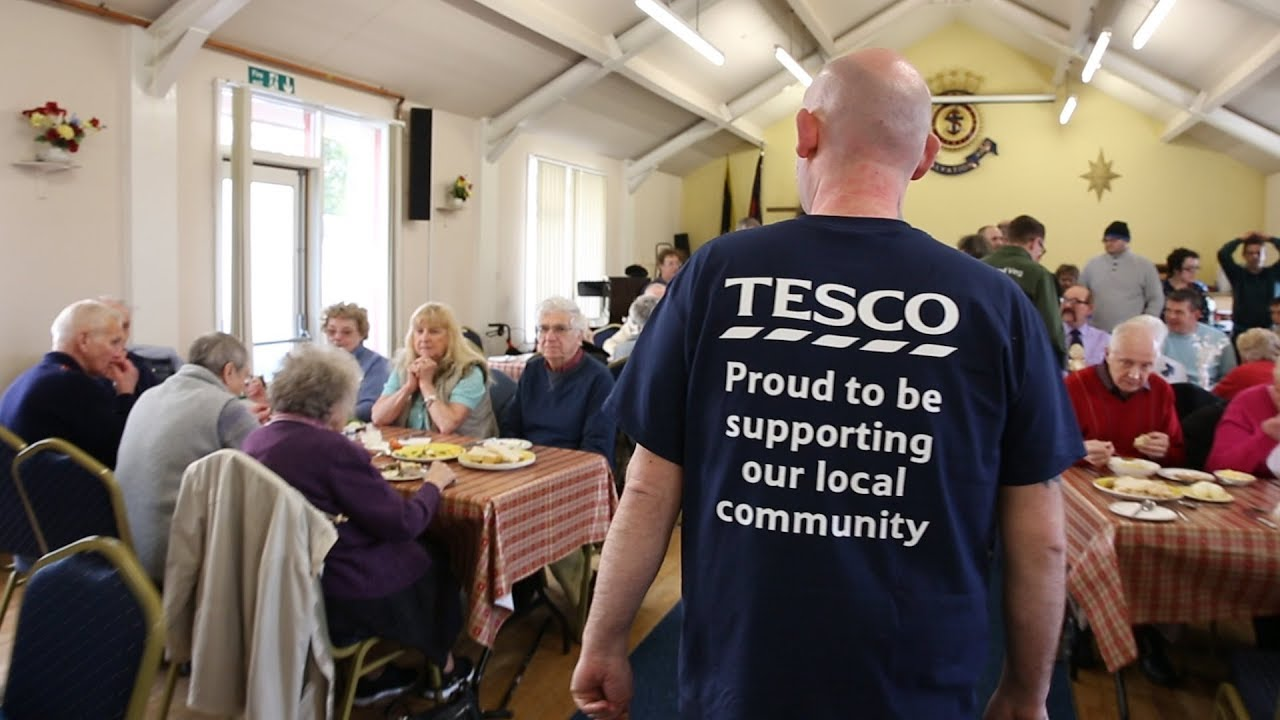 Reducing Food Waste in Kidsgrove | Tesco
