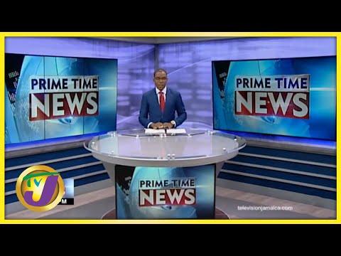 Jamaican News Headlines   TVJ News - September 1 2021