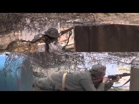2-Gun Match: BEF Vs Rear Line Landser - WW1