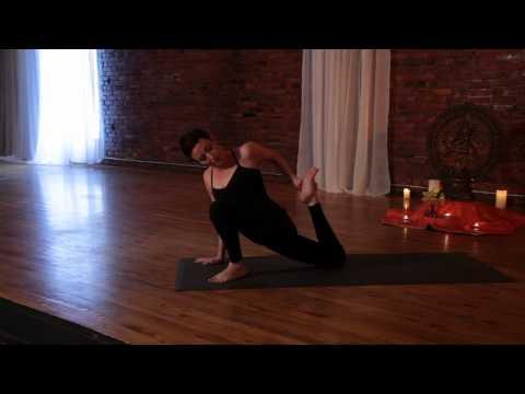 Vinyasa Flow for Strength Stability Grace