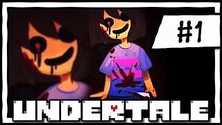 Undertale Genocide Run [Part 1] Fขll Playthrough Gameplay