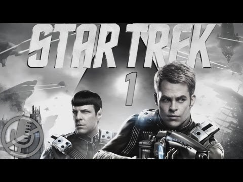Star Trek The Video Game прохождение на сложном уровне #1