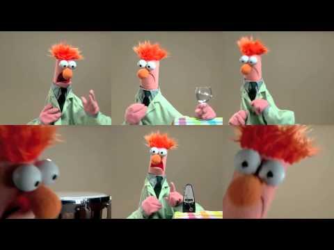 """Mi Mi Mi"" - The Muppets ""Ode To Joy"""