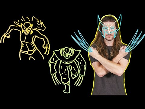 Thumbnail: Why X-23's Claws Are Deadlier Than Wolverine's! (Because Science w/ Kyle Hill)