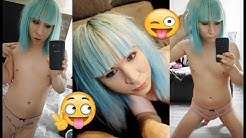 Anime Manga Hot Sweet Blue Hair Androgyn Tranny Boy Amotharis Chris