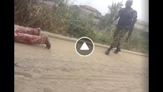 Sowore rescues Nigerians manhandled by Army at Mowe Ibafo, Lagos Ibadan Expressway