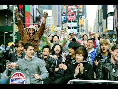 MAYDAY五月天 at Time Square