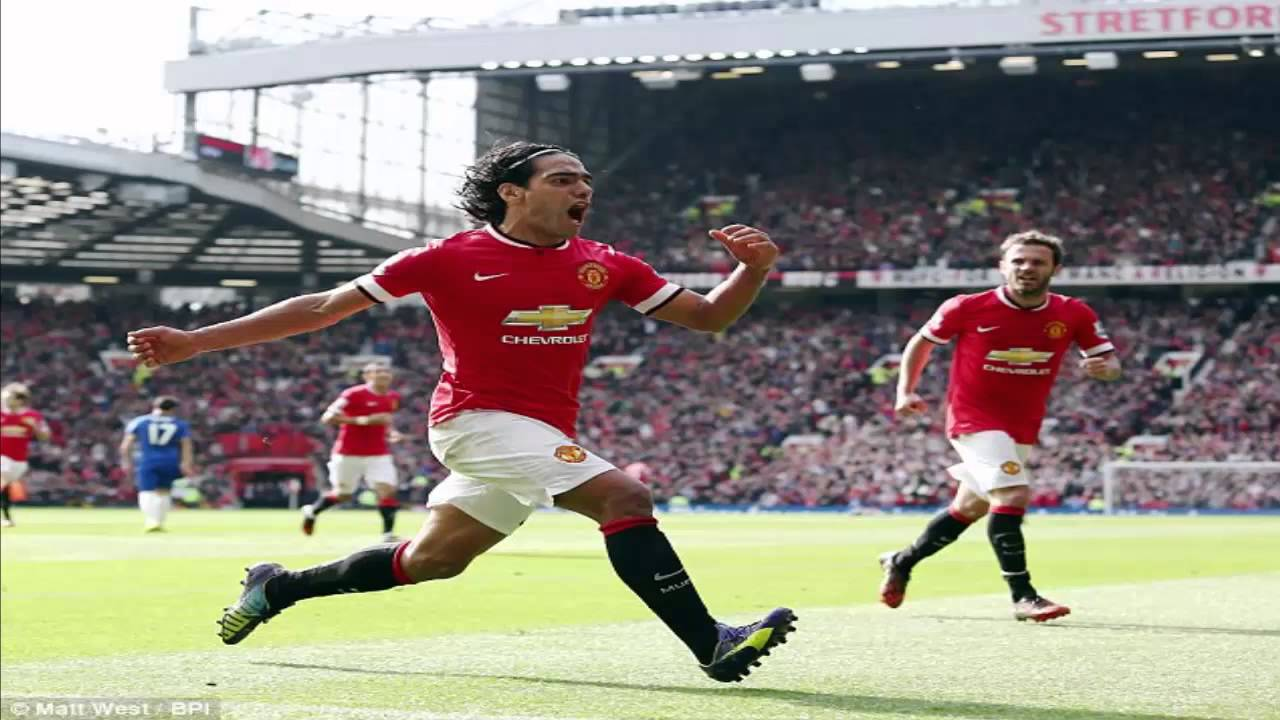 Louis Van Gaal Likely To Be Without Radamel Falcao For