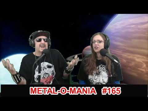 #165 Metal O Mania - Sean Killian Interview Episode