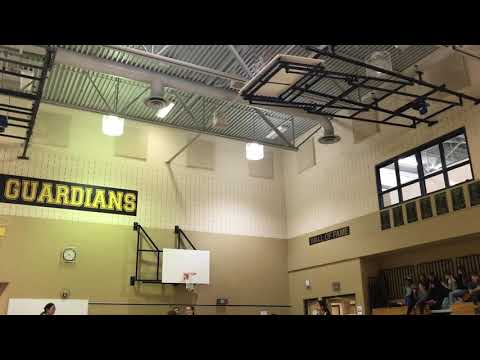 St Kateri School volleyball