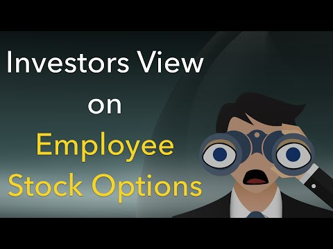 Investors view on Employee stock options